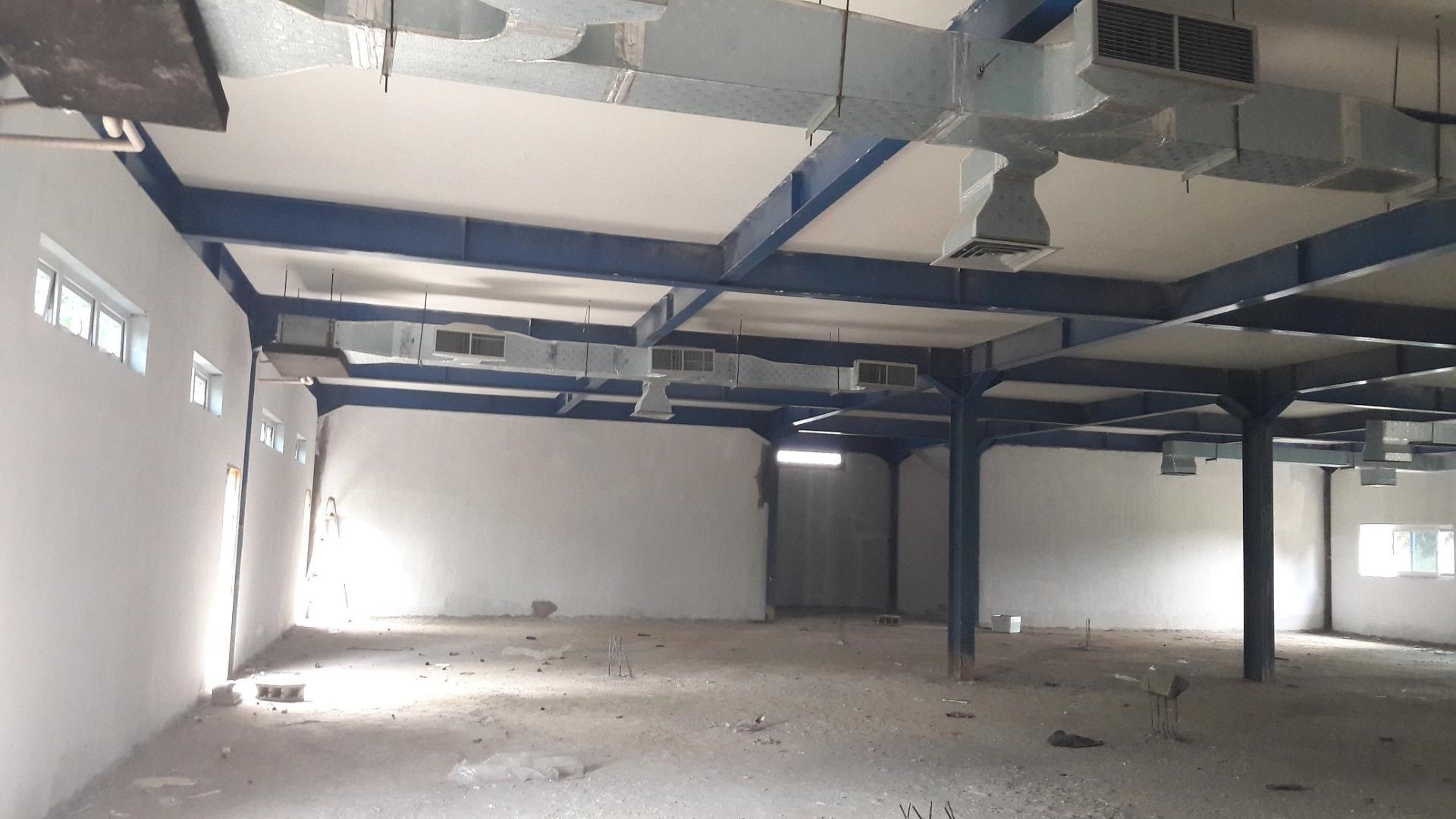 Instalasi AC Central Dan Perhitungan Ducting AC