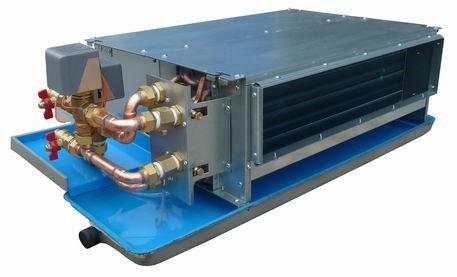 Sistem Kerja Water Cooled Chiller Dan Pompa Distribusi