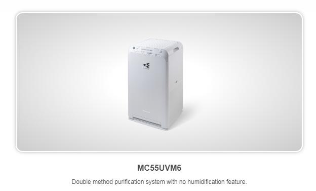 Air Purifier MC55UVM6