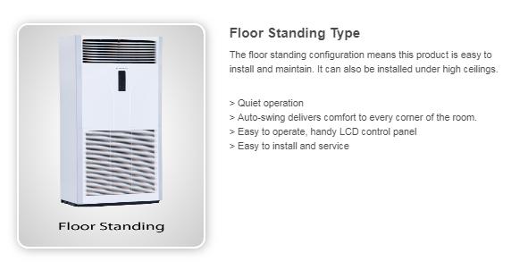 Floor Standing Type