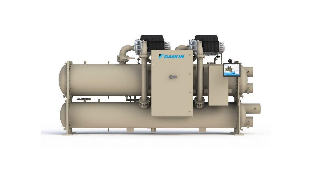 Water Cooled Chiller Daikin Kontraktor Ac Teknisi