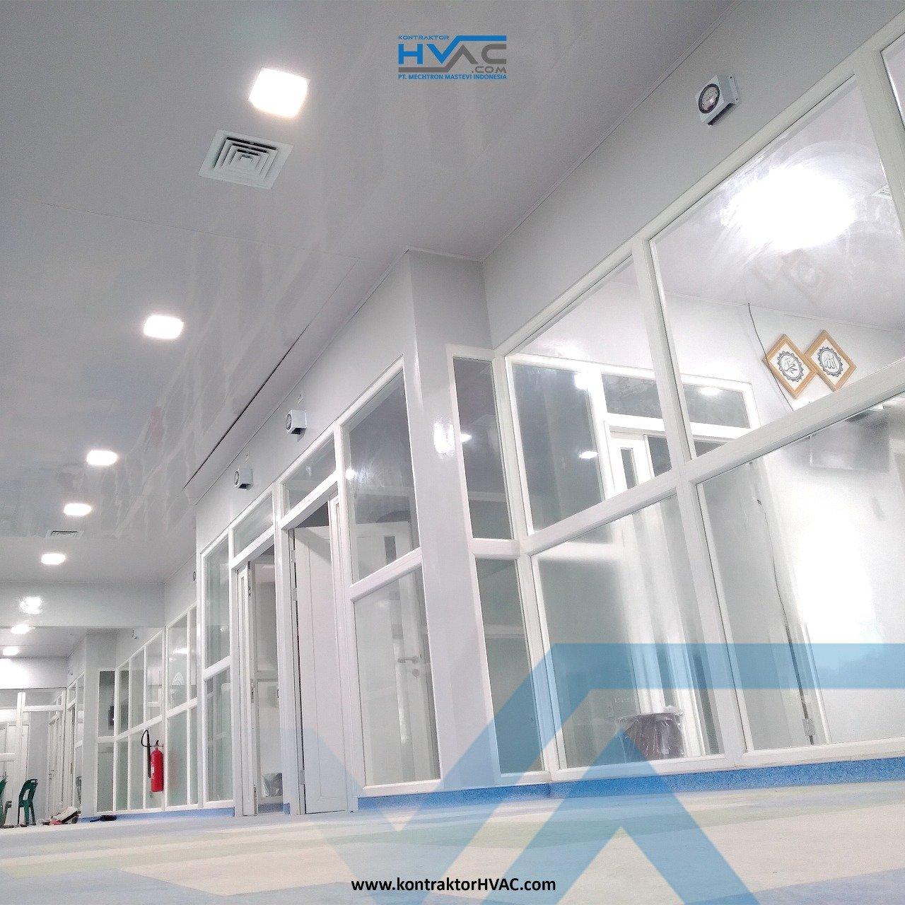 RS Haji Medan Kontraktor HVAC 4