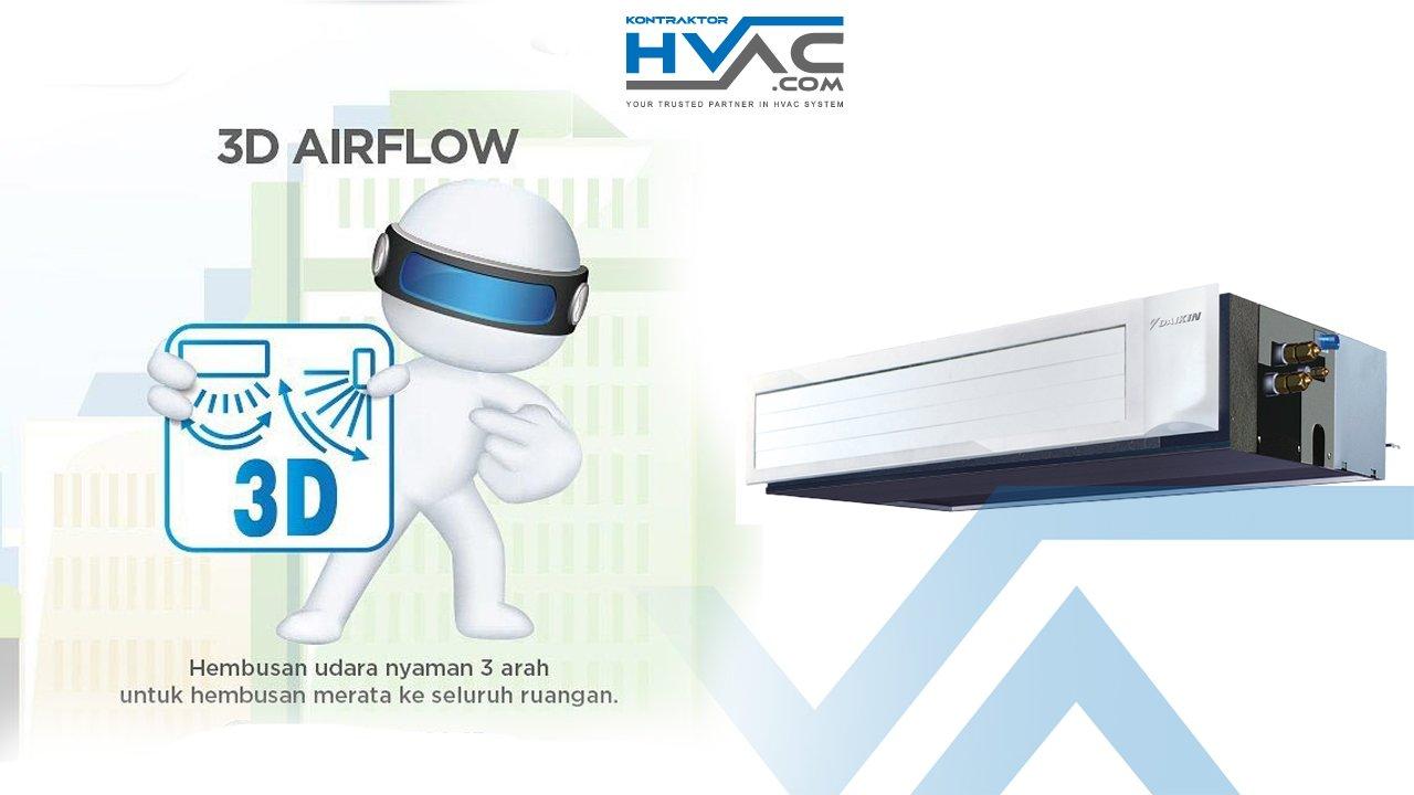 3d air flow