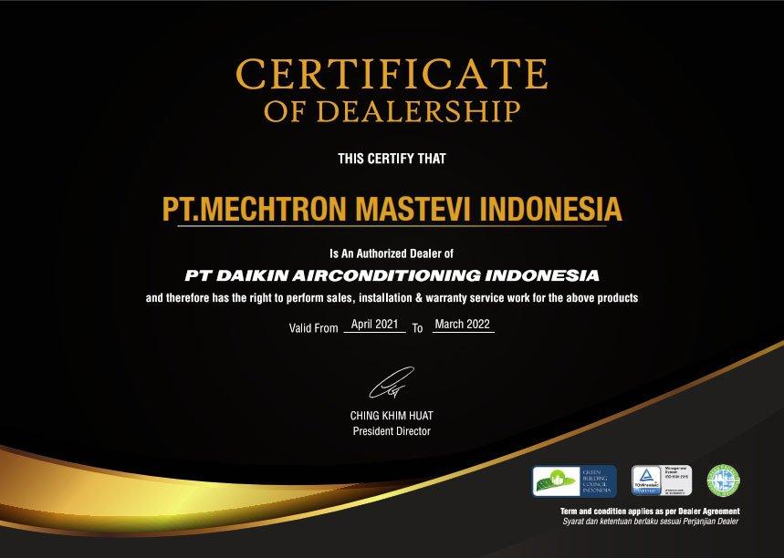 sertifikat-daikin-proshop-2021