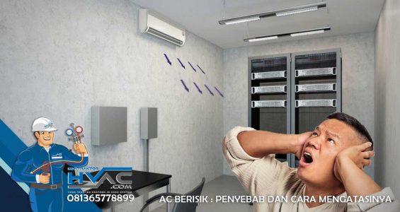 AC Berisik : Penyebab dan Cara Mengatasinya