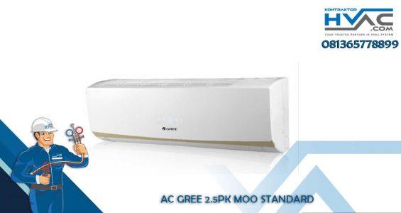 AC Gree 2.5PK MOO Standard