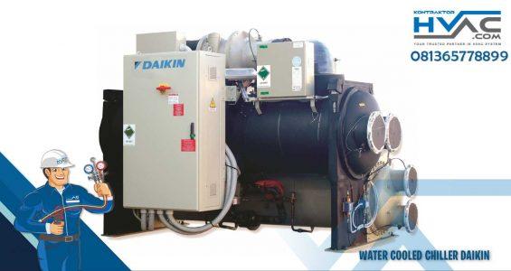 Water Cooled Chiller Daikin