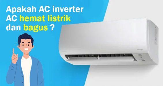 listrik AC inverter